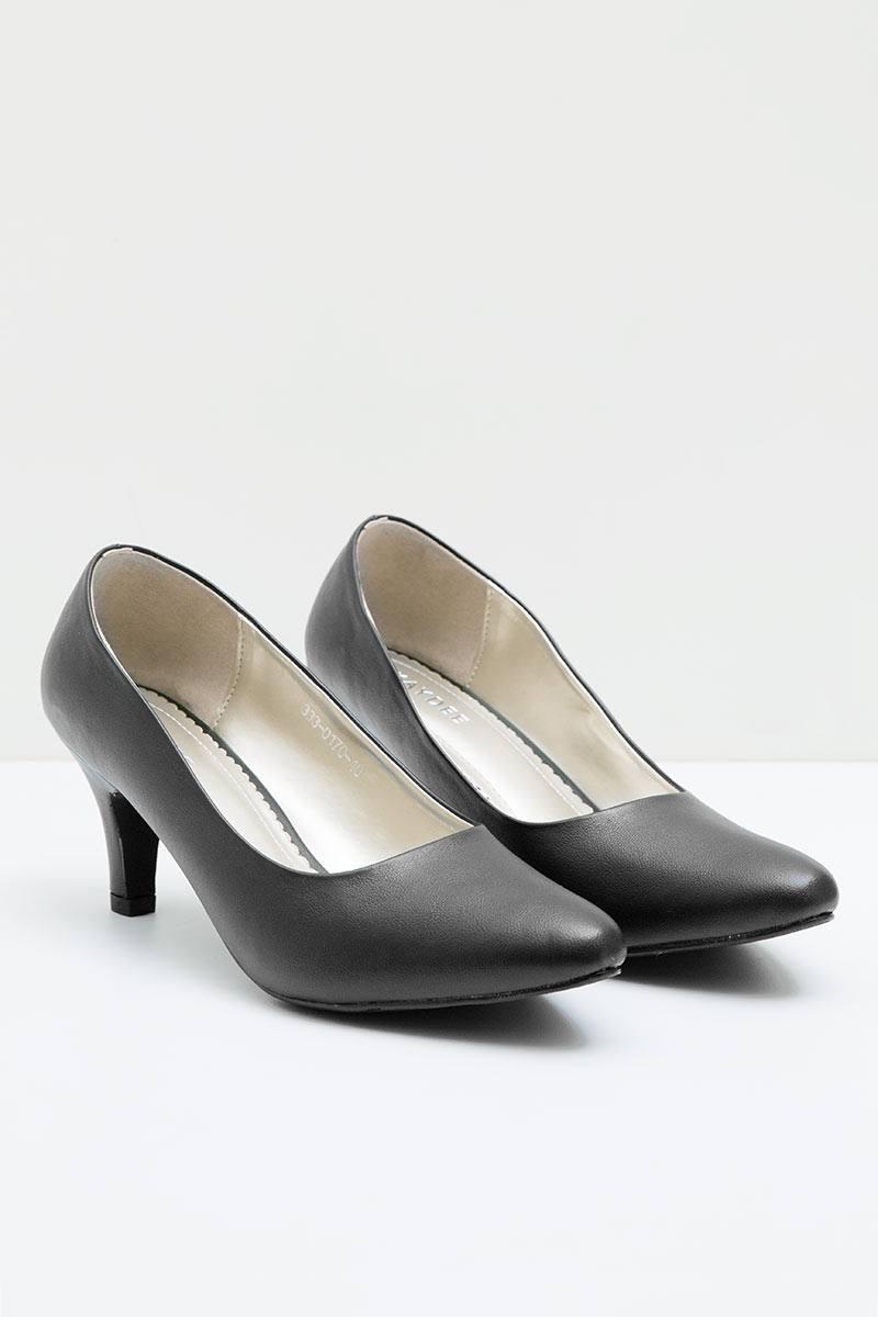 Anastasia 333-0170 Heels Black