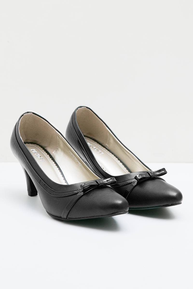 Liena 333-0180 Heels Black