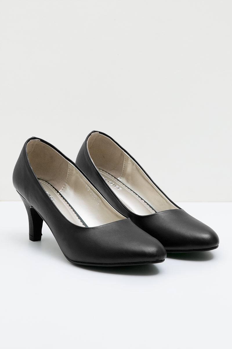 Keisha 333-0190 Heels Black
