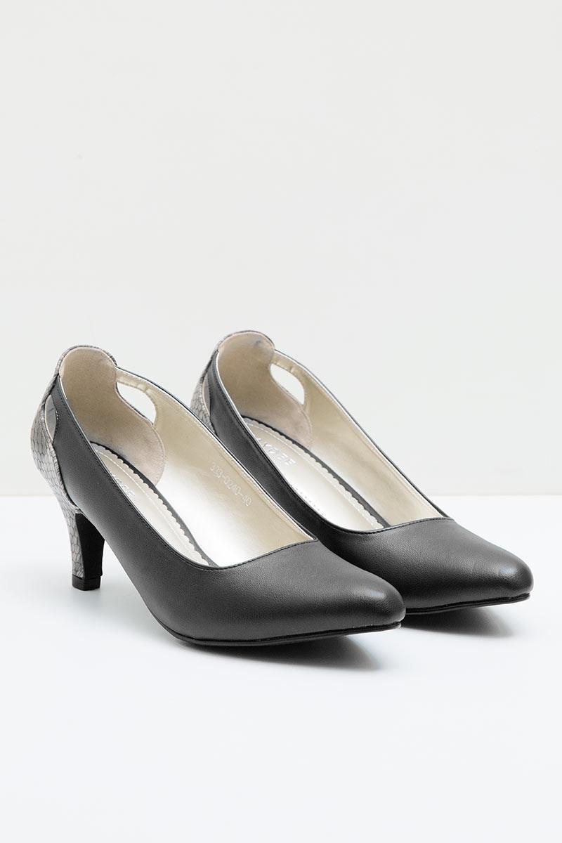 Bianca 333-0240 Heels Black