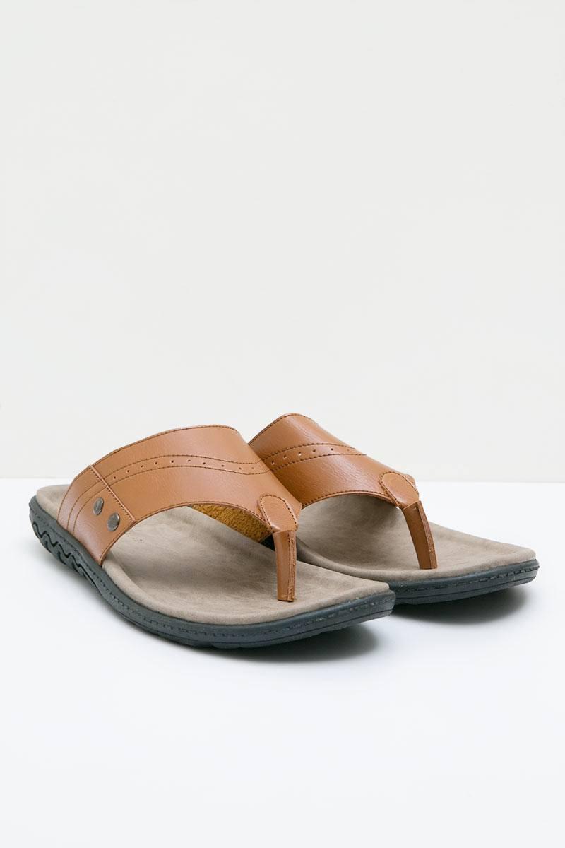Men 42040025 Sandal Tan