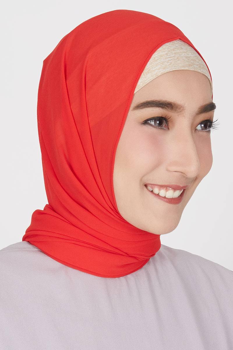 Page 2 Meccanism Daftar Harga Hijab Termurah Dan Terbaru Elsafa Shawl Najja Merah