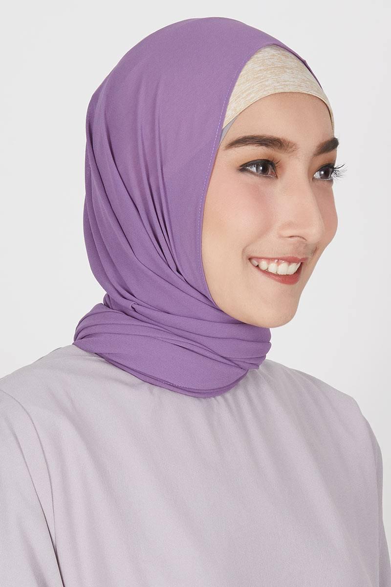 Page 2 Meccanism Daftar Harga Hijab Termurah Dan Terbaru Elsafa Shawl Najja Ungu
