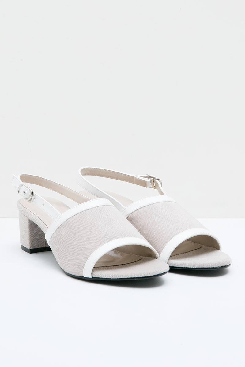 Amber Heels in Grey