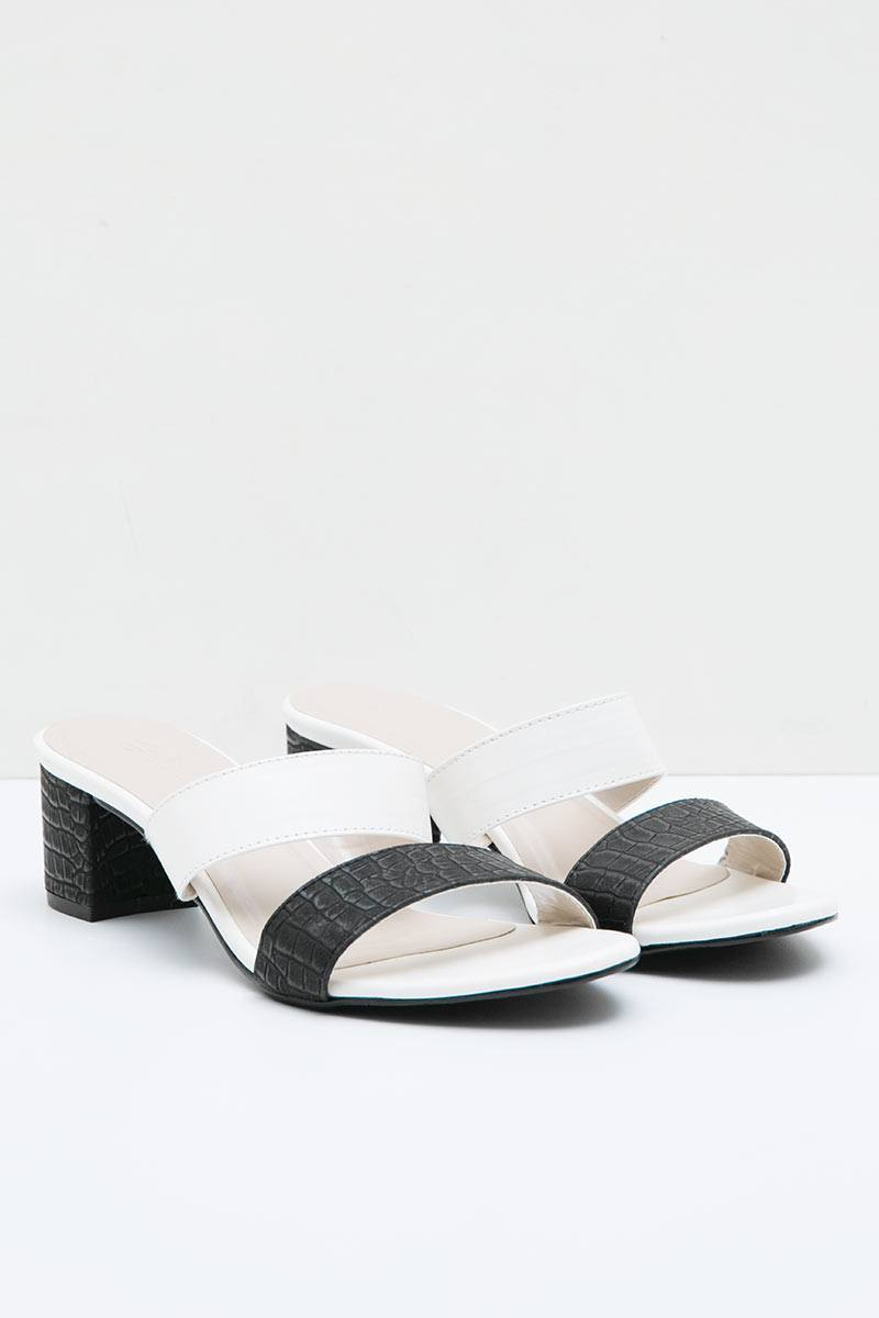 Ruby Sandals in White
