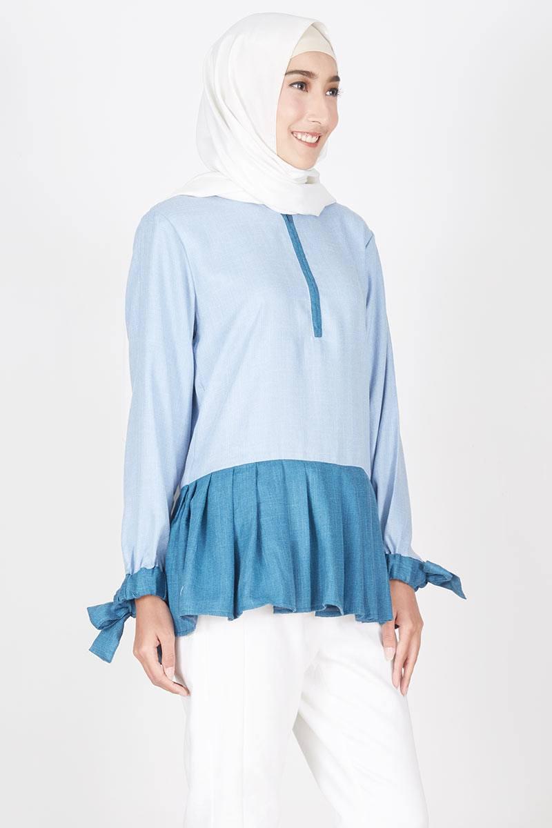 Shinzu Top Blue