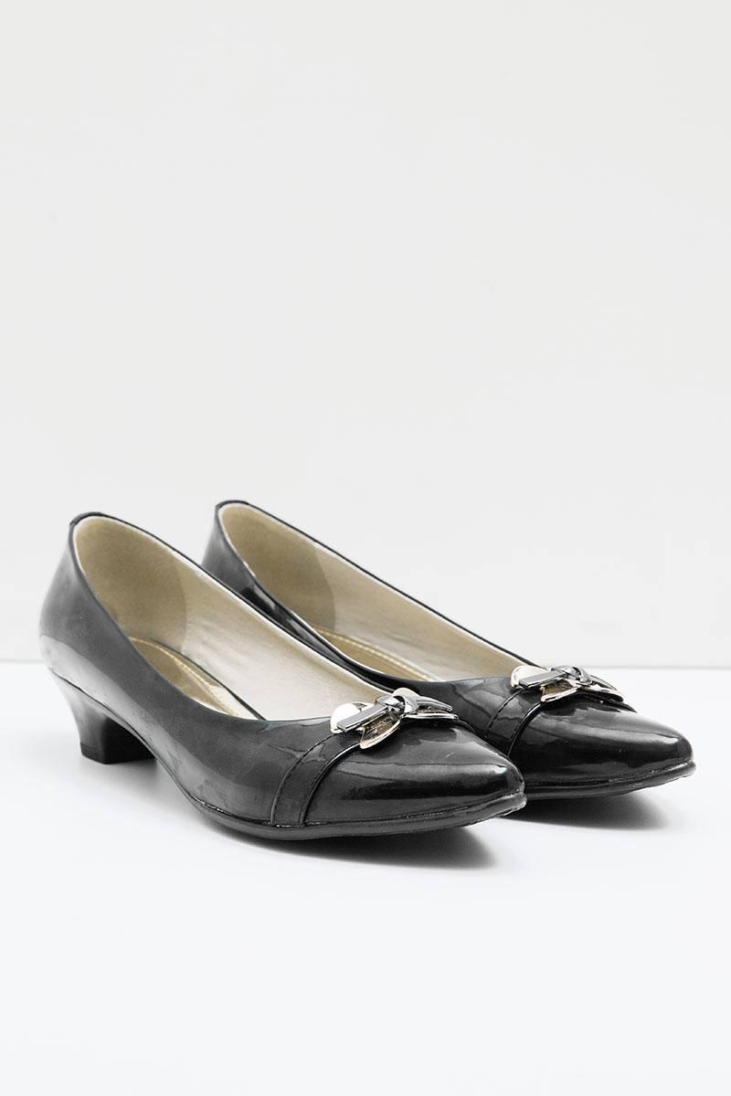 Ghirardelli Heels Oasis Black