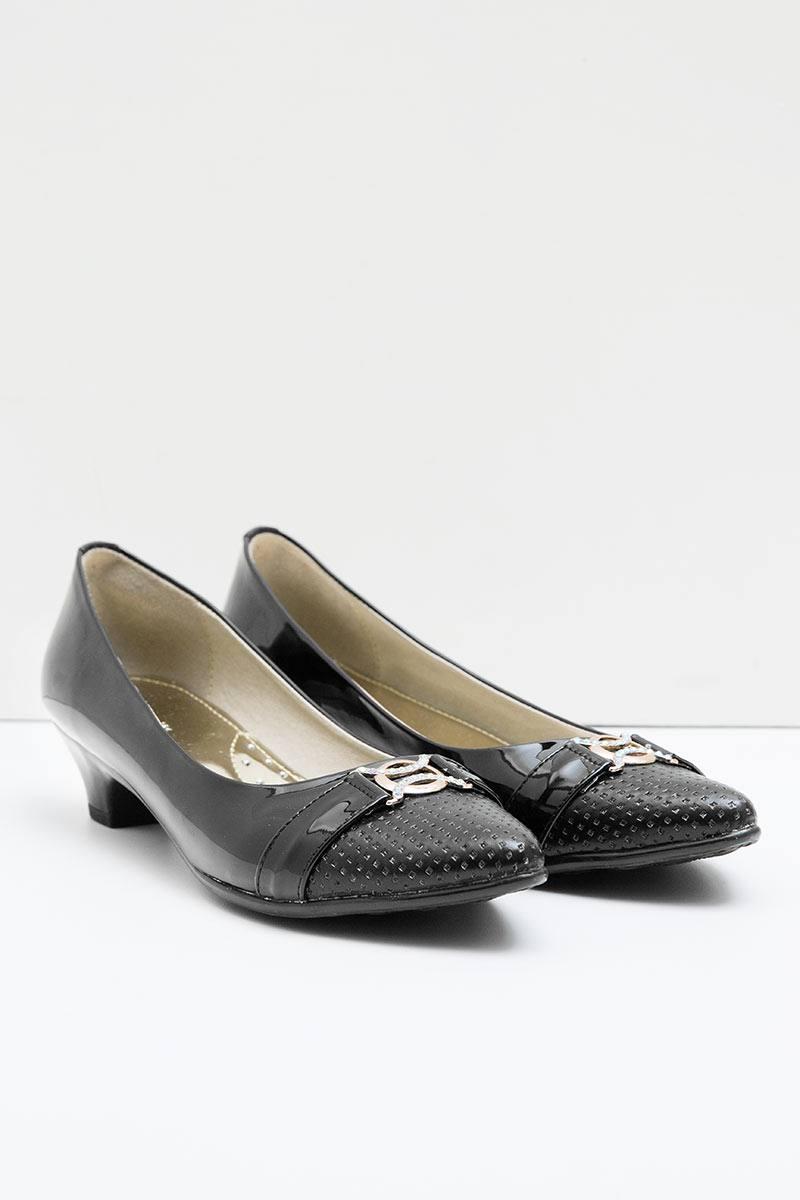 Ghirardelli Heels Orlaith Black