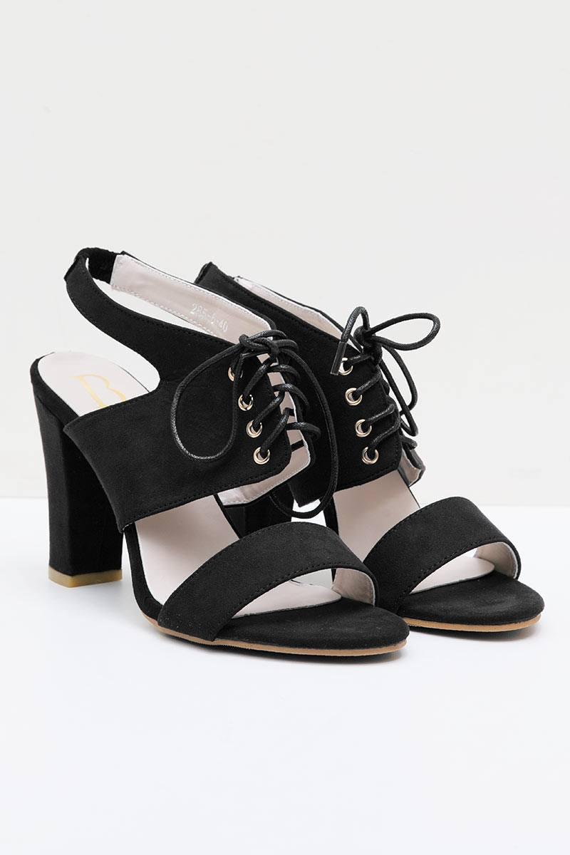 Cilla Heels Bynov BLACK