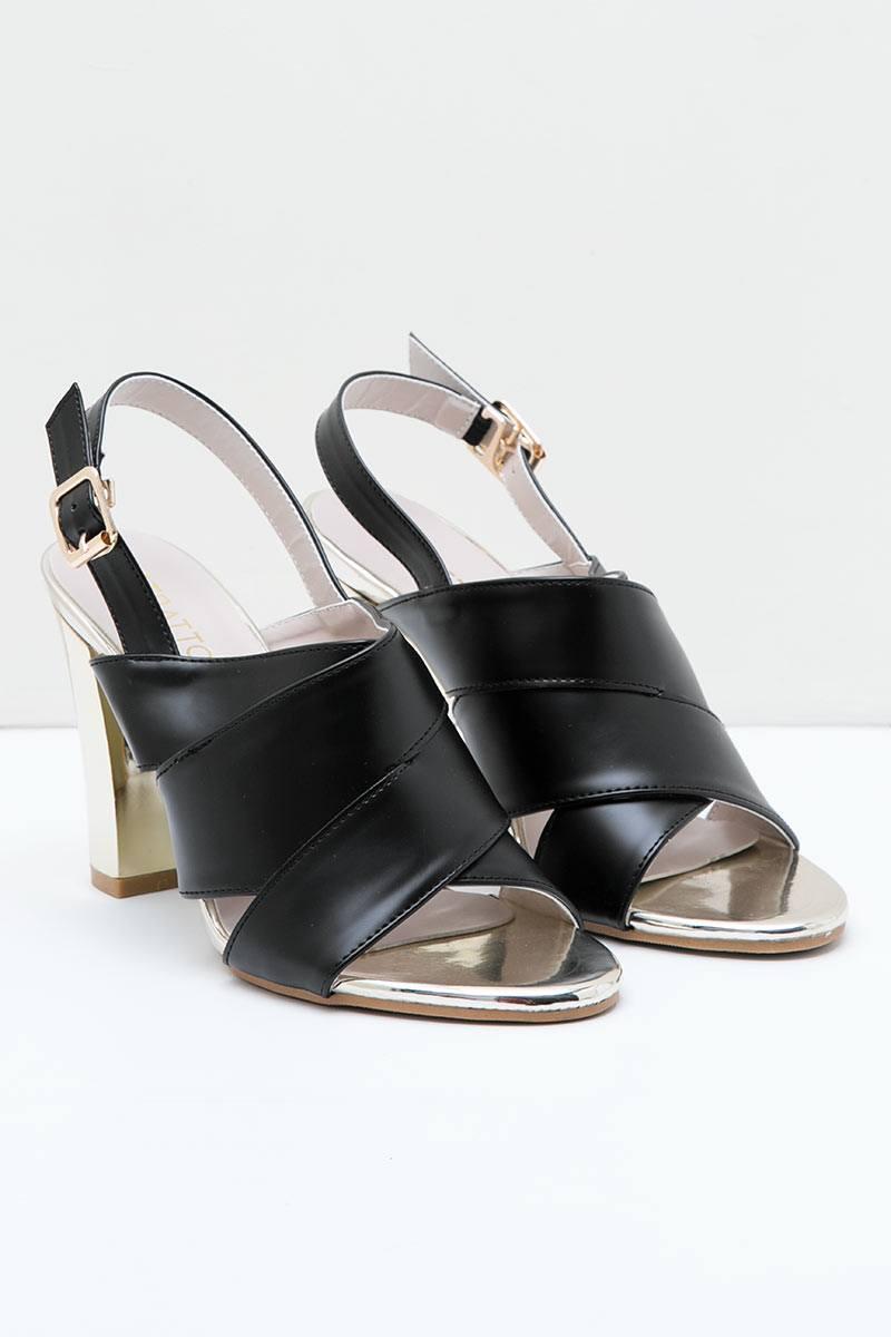 Cilannia Heels Bynov BLACK