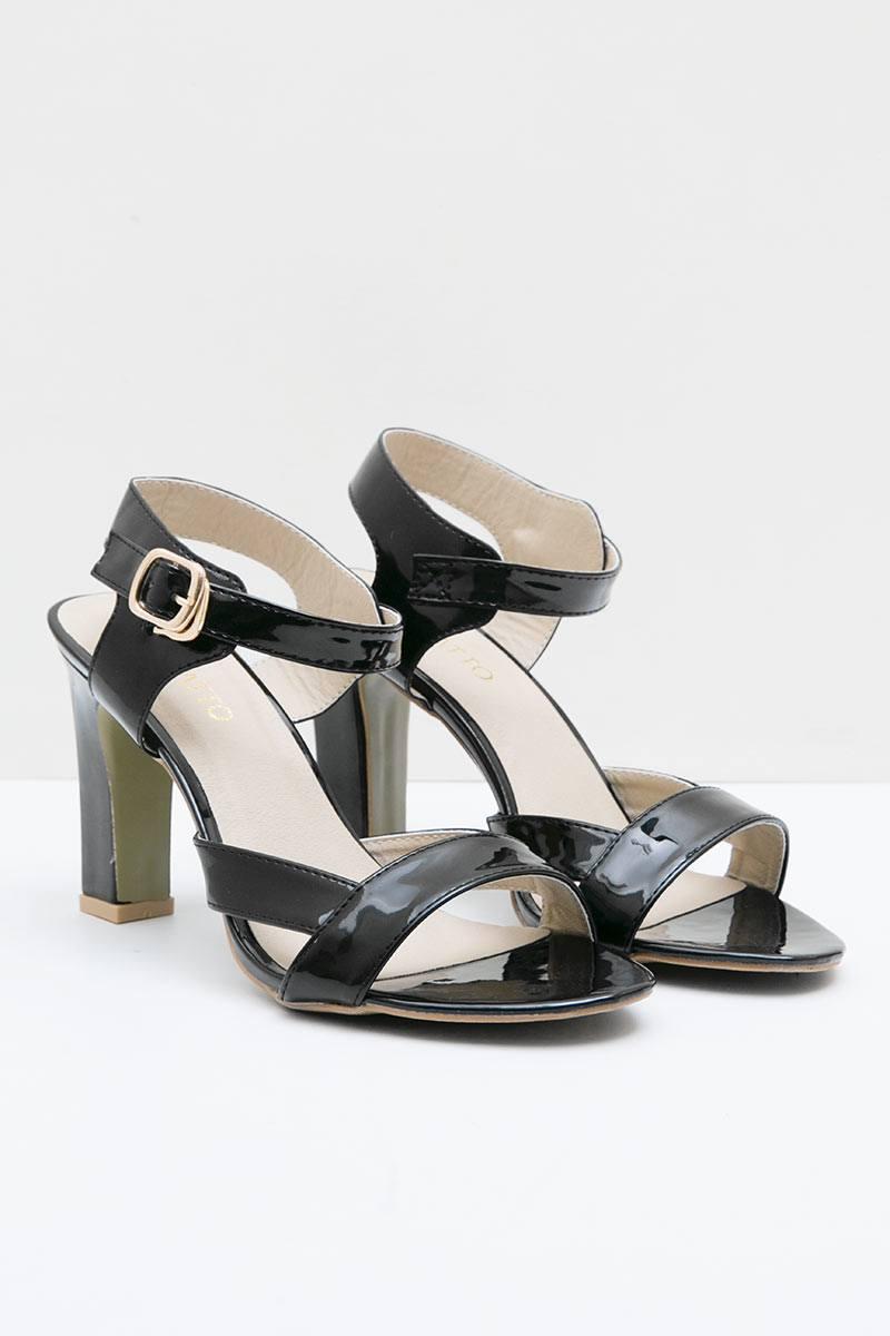 Chewy Heels Bynov BLACK
