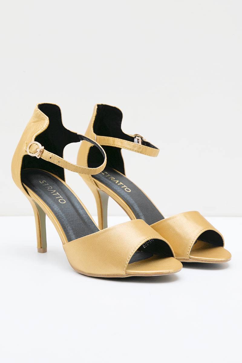 Chia Heels Bynov GOLD