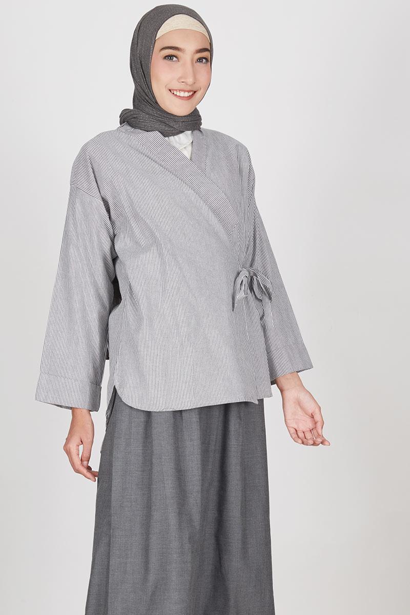 Maika Kimono Top