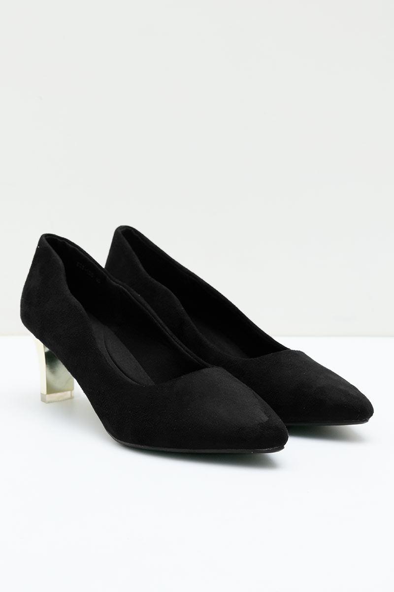 Ewi Heels Bymar BLACK