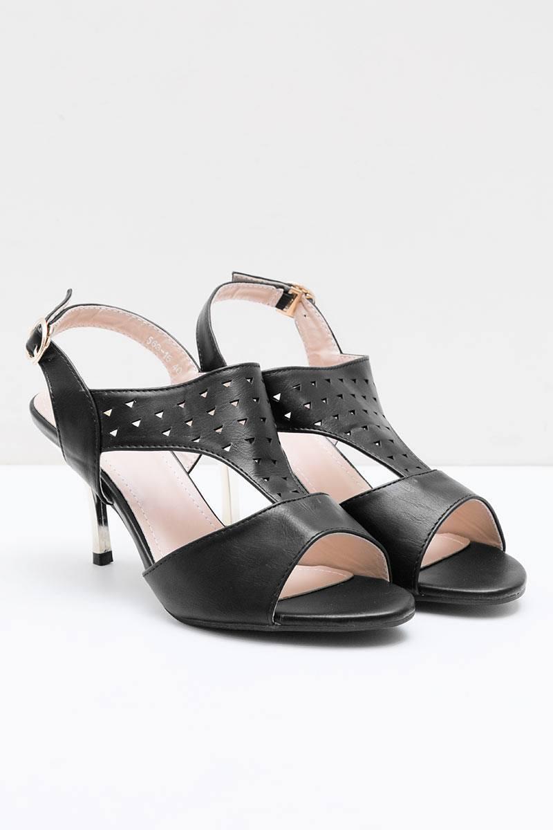 Emina Heels Bymar BLACK