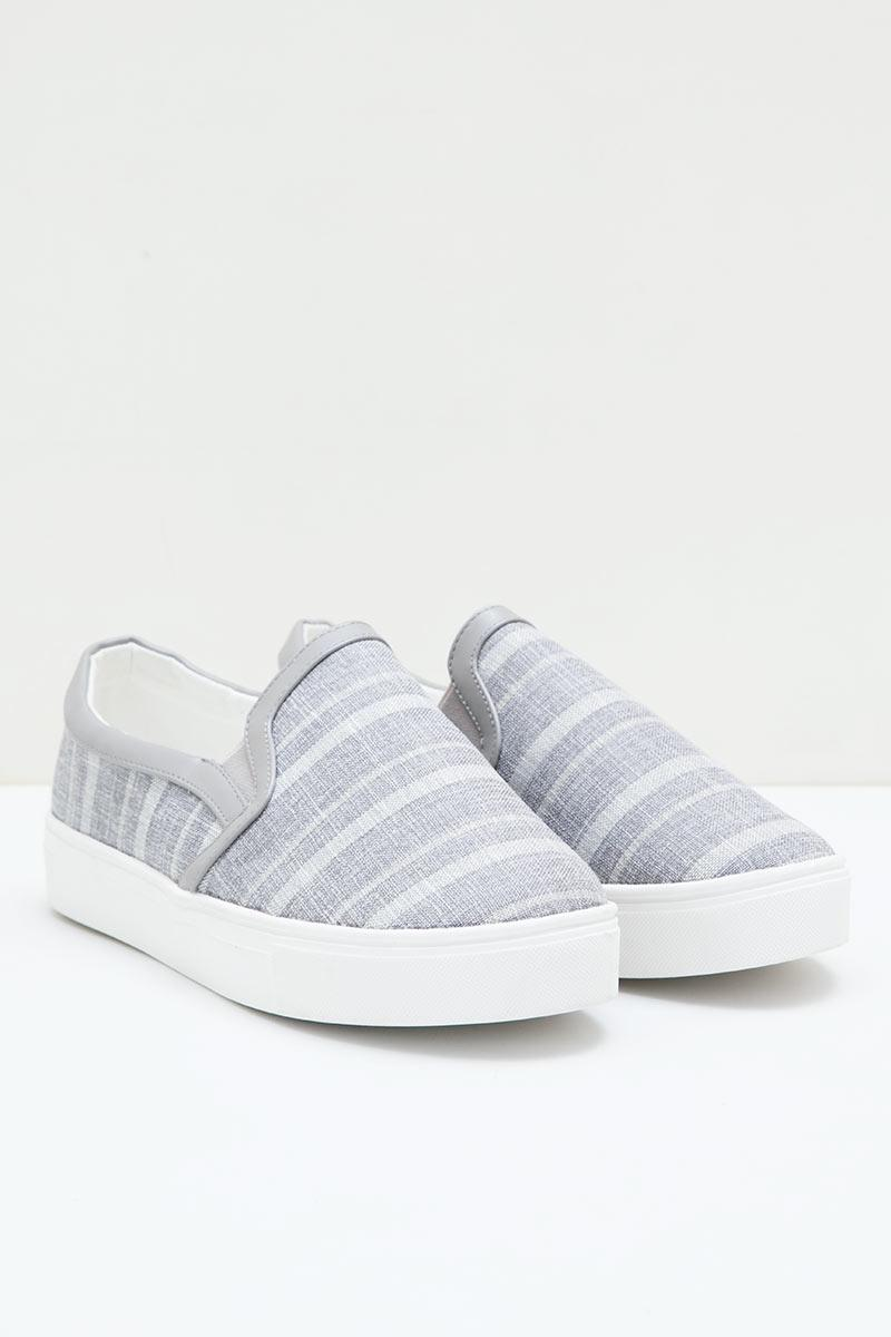 Eyala Sneakers Bymar GREY