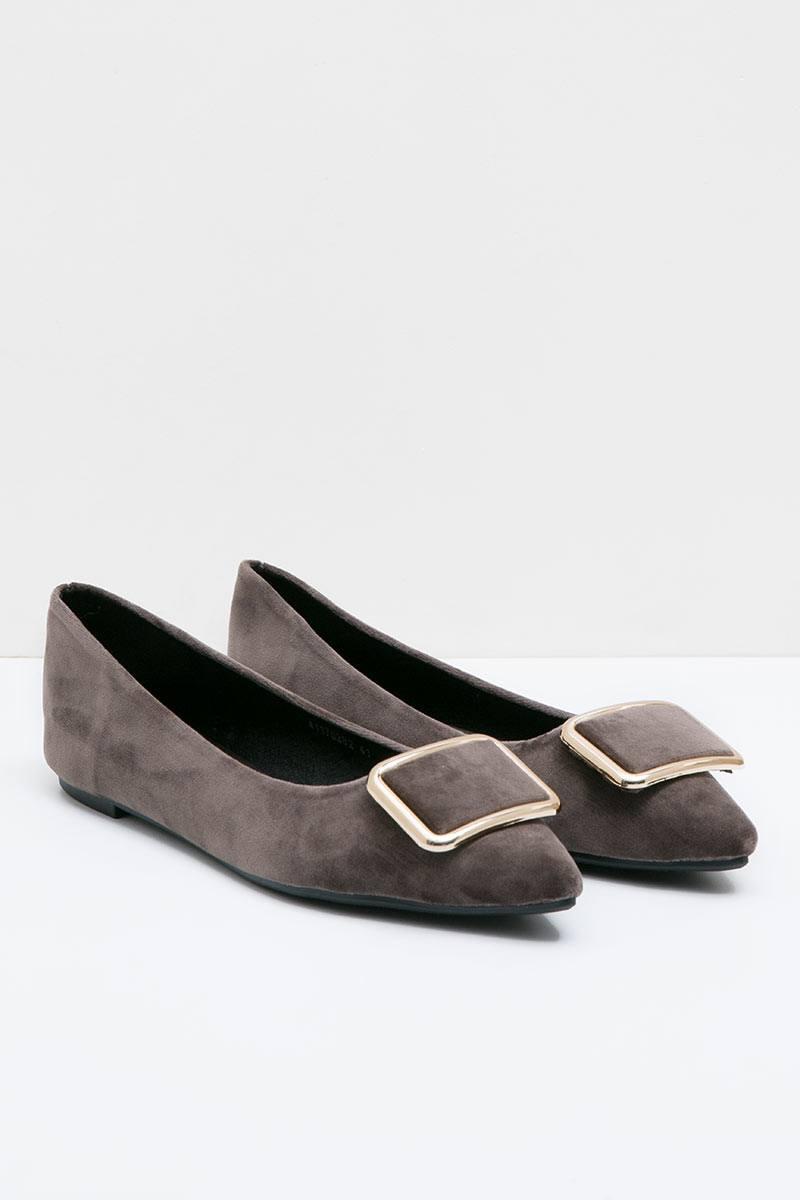 Page 26 Yongki Komaladi Daftar Harga Sepatu Wanita Termurah Dan Loafers Casandra Black Hitam 36 Women Kaerin Ballerina Grey 41170282