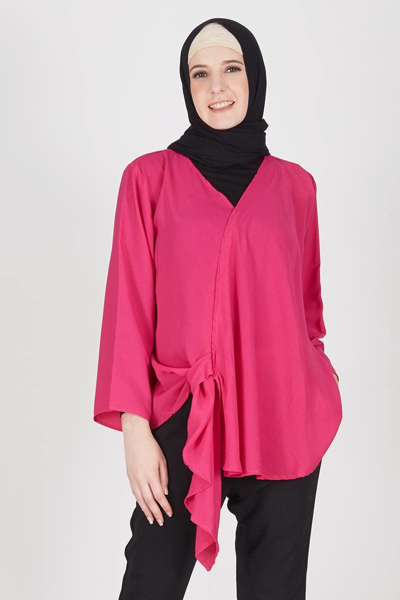 Pink Rania Top