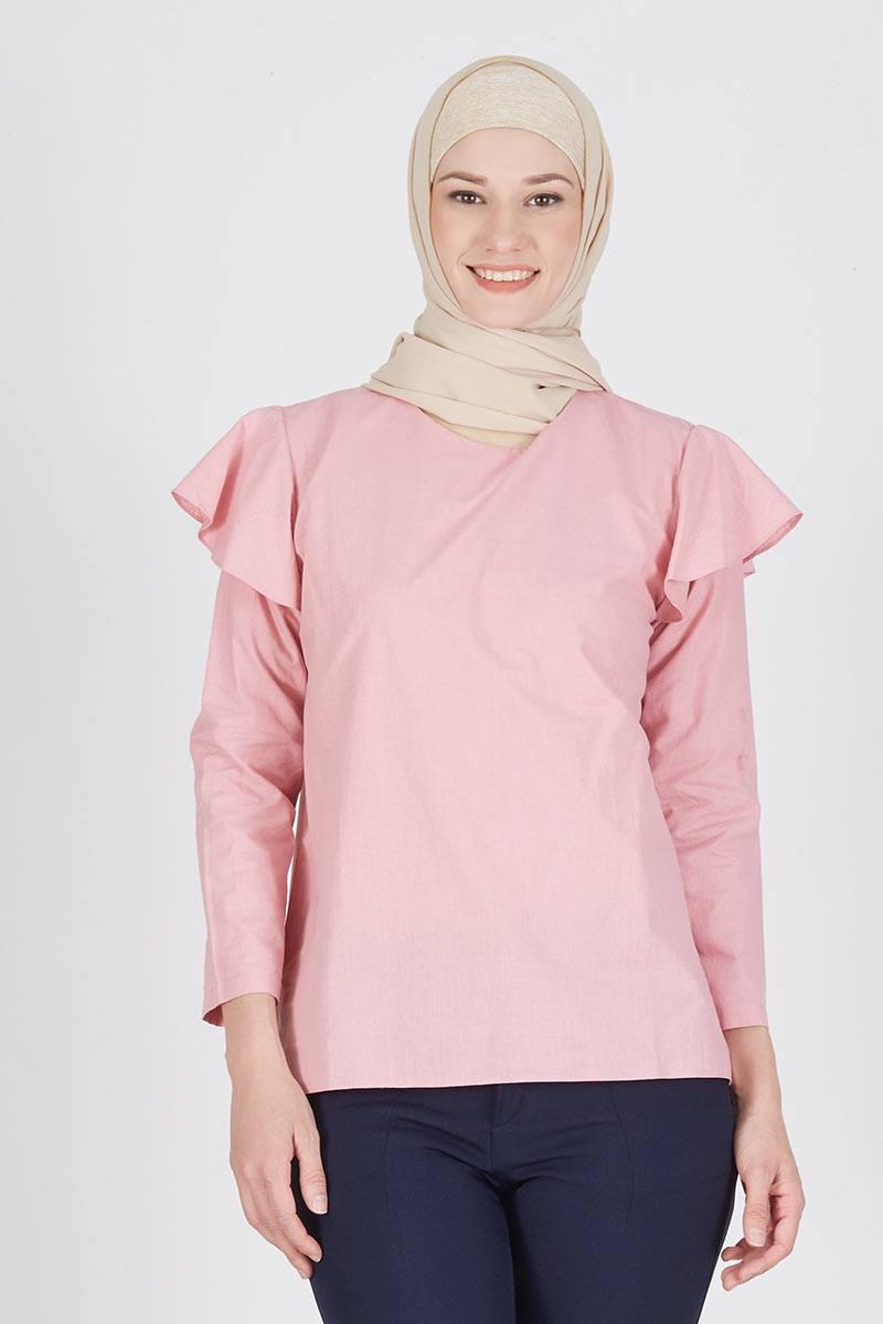 Zoeya Top Pink