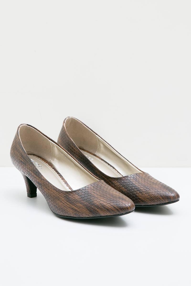 Alika 333-0320 Heels Black