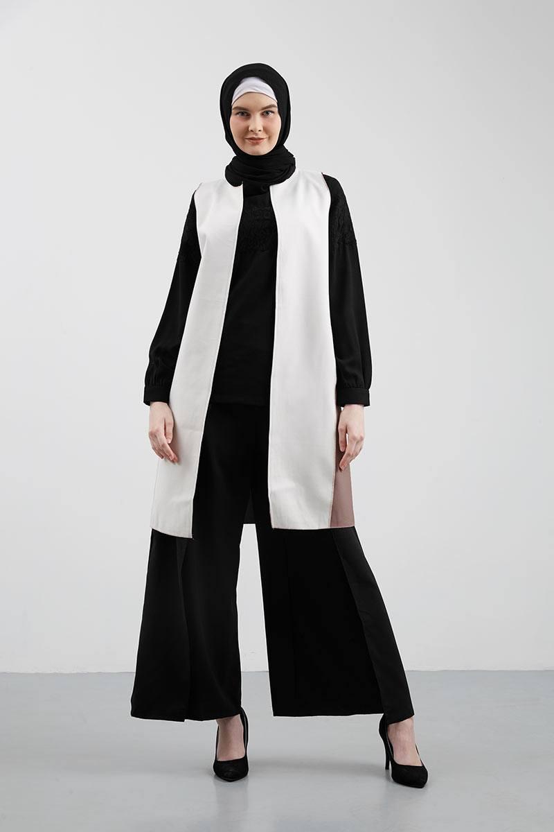 5 Model Vest Untuk Tampilan Yang Lebih Modis Moeslema