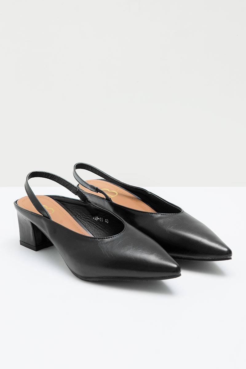 Krea Heels Bymar BLACK
