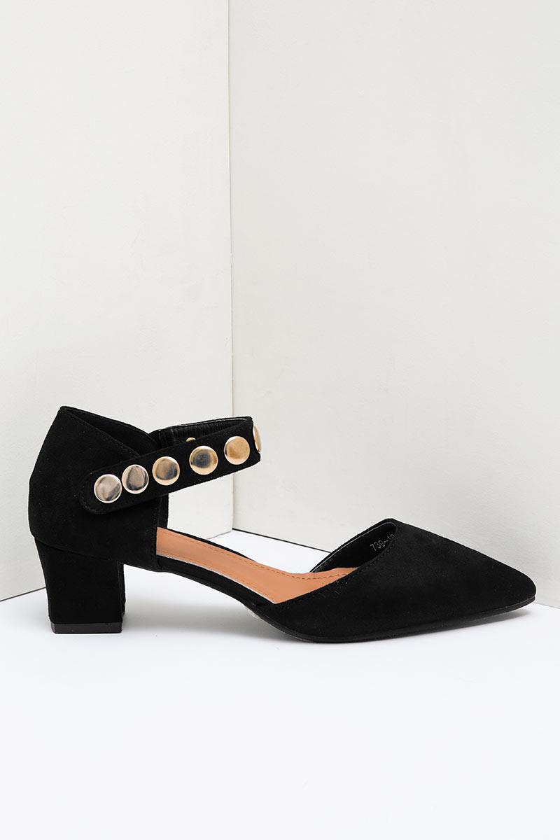 Kassila Heels Bymar BLACK