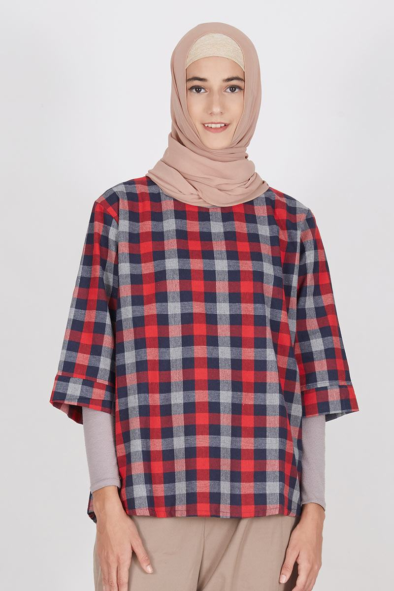 Ametyst Top Red