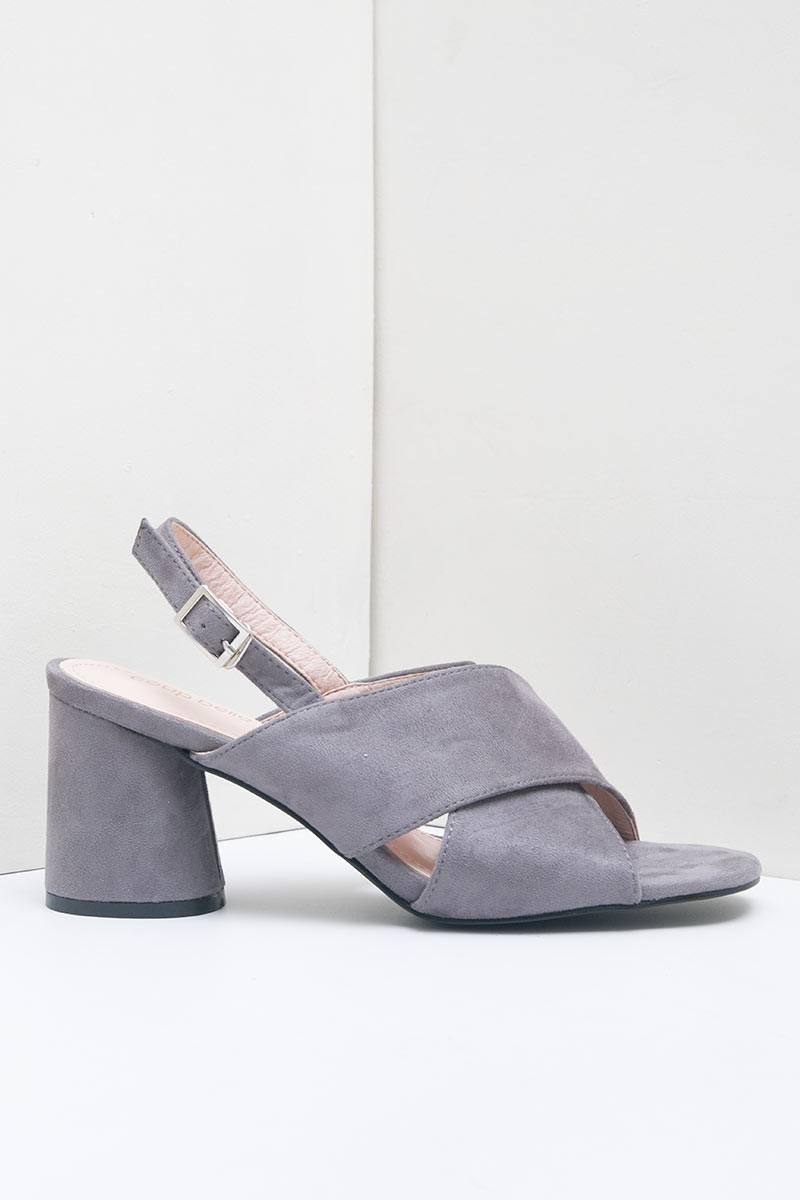 Listya Heels Bymar GREY