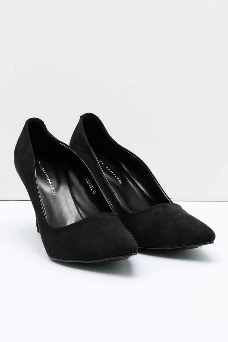 WOMENS CETTA BLACK SUEDDE 41390052