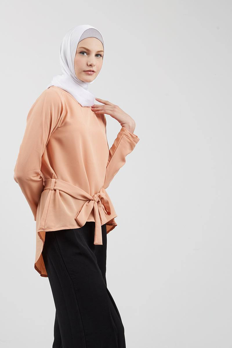 Raziela Top Peach