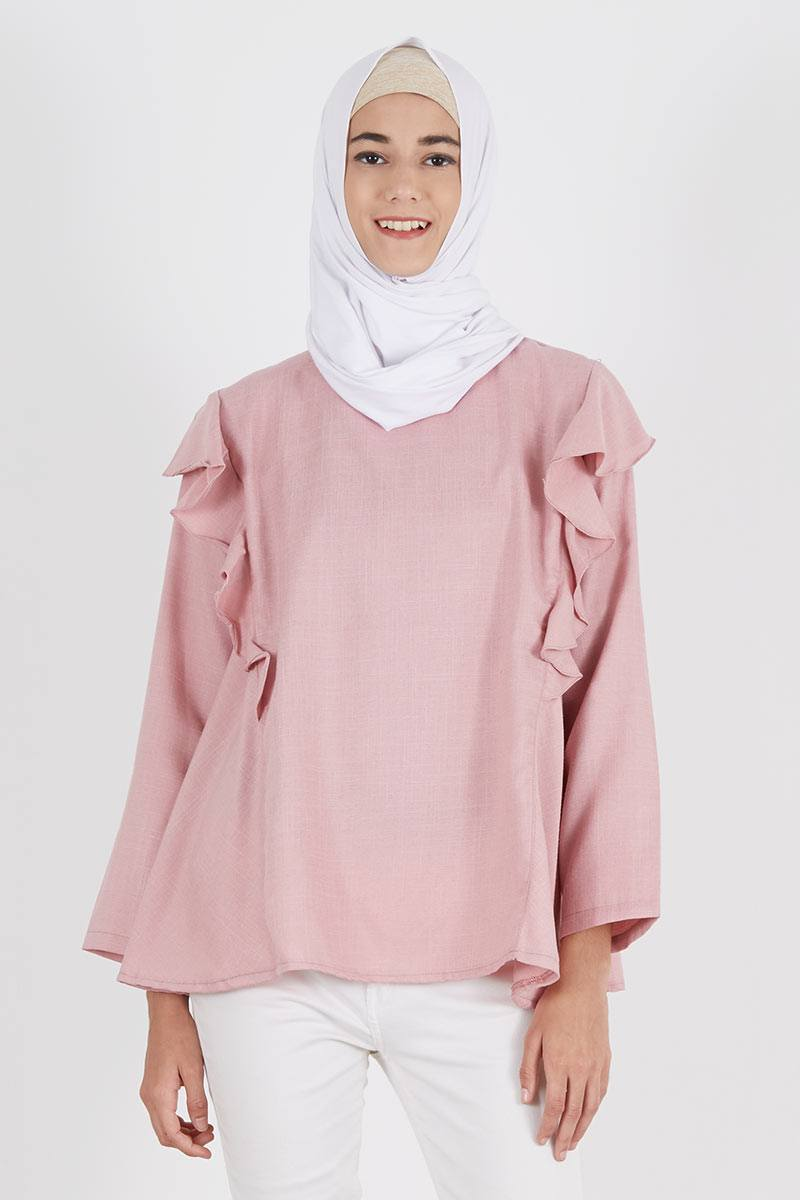 Clemira Top Pink