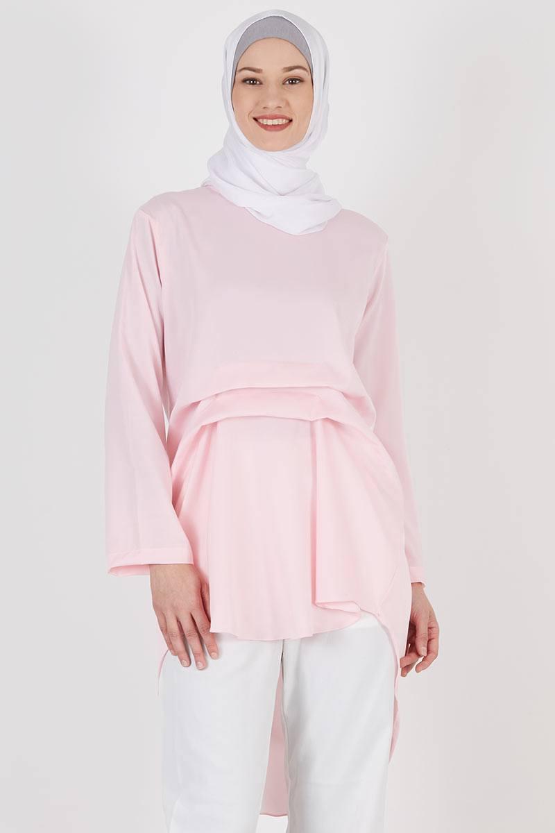 Raisha Top Pink