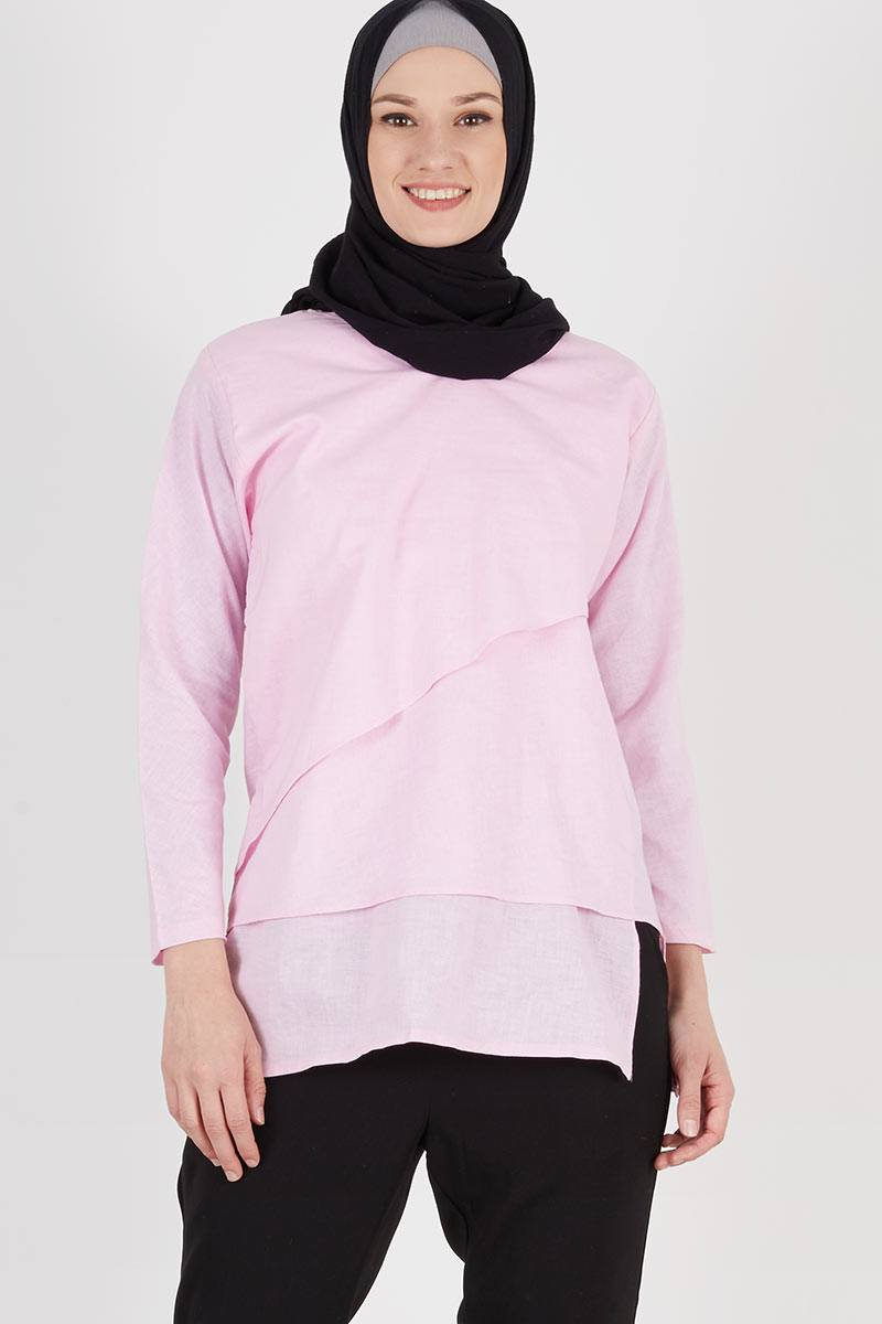 Kayana Blouse Pink