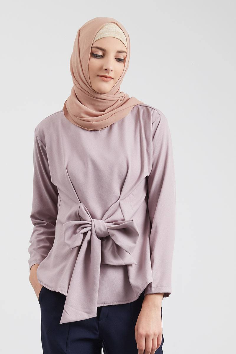 Charleen Top Soft Purple