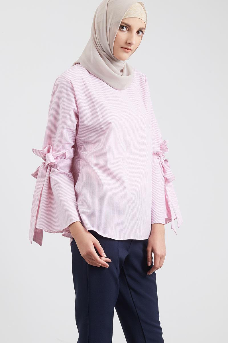 Neera Top Pink