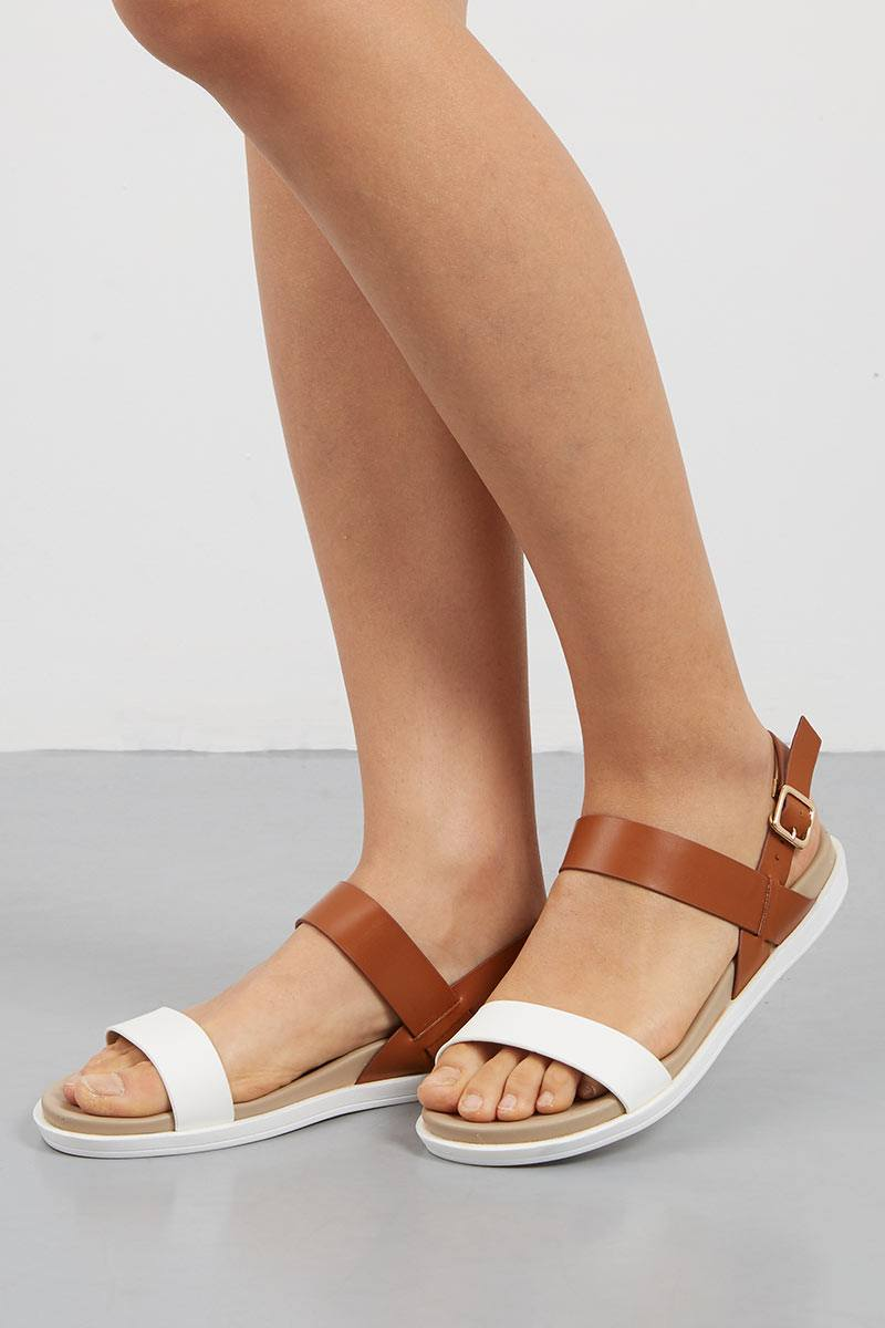 238520 emily ankle strap brown sandals sienna yopuc
