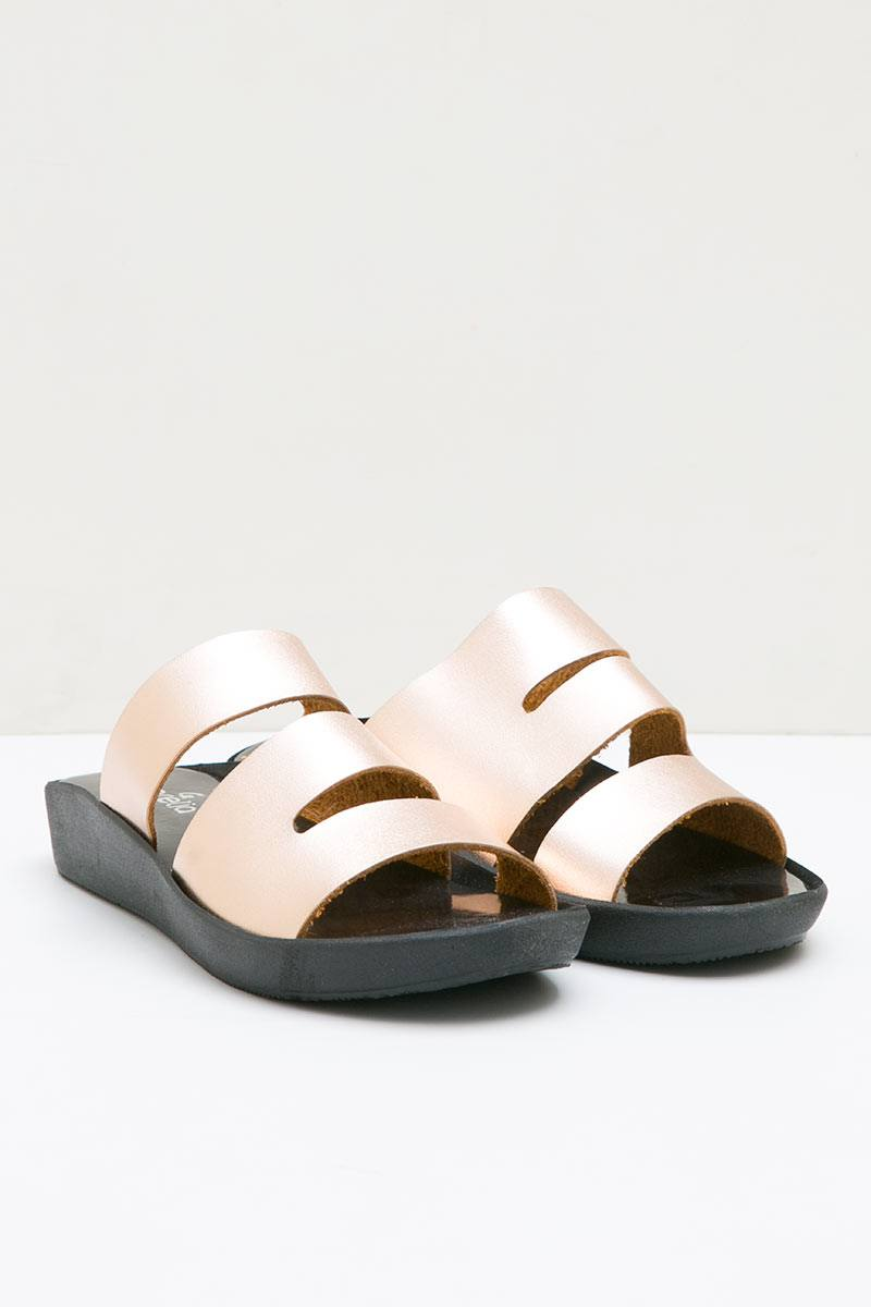 TIARA SANDAL ROSE GOLD