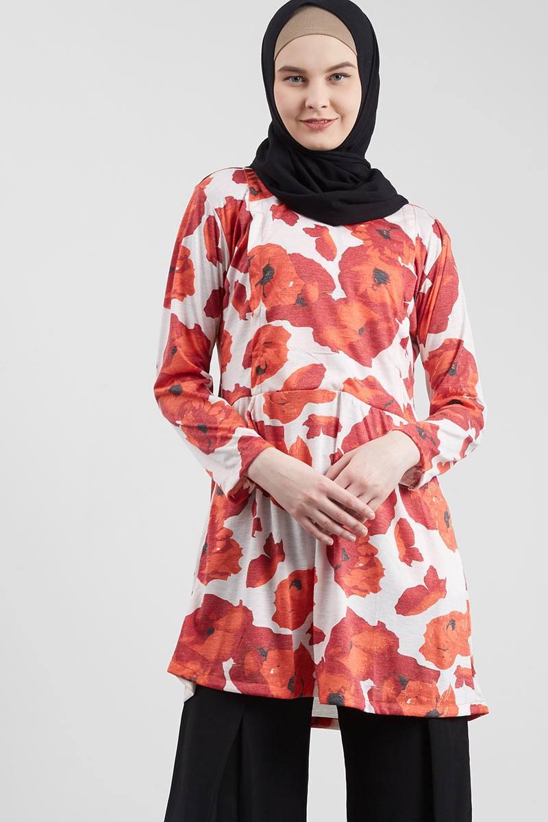 Terra Bunga Merah