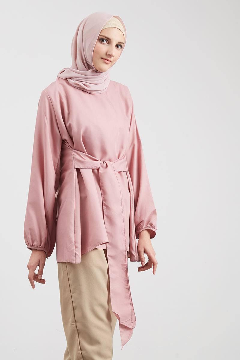 Calie Top Pink