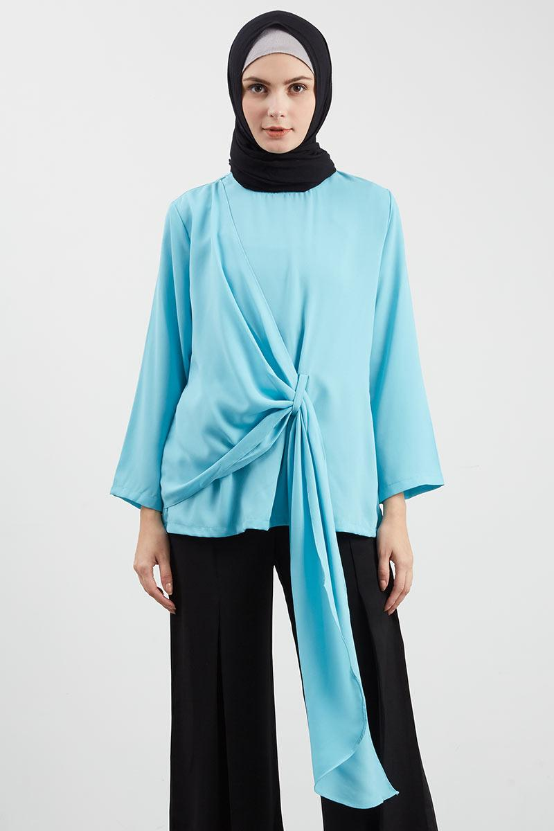 Marya Top Blue