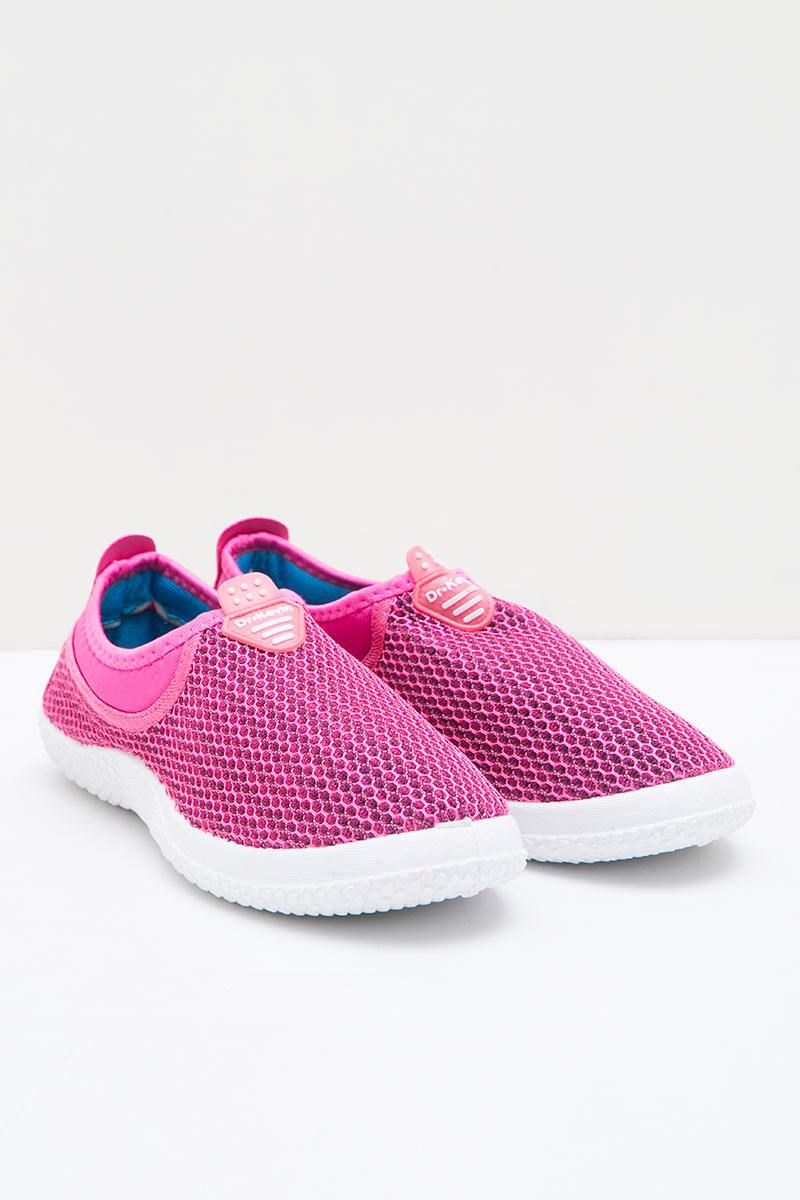 Womens Canvas 43213 Sneakers Sandals Pink