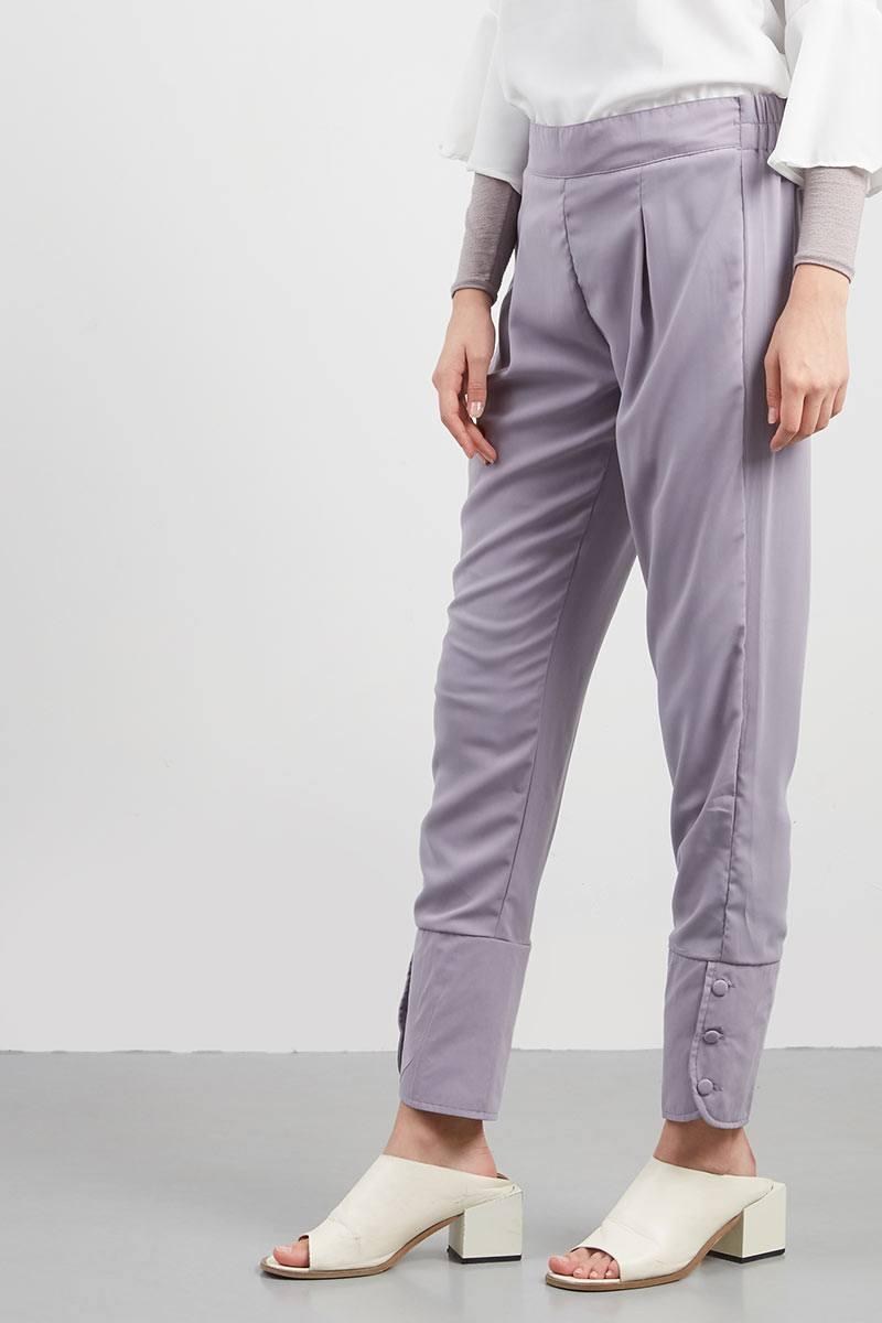 Harga Sadiya Pants Grey Celana Jogger Stretch Cln 956