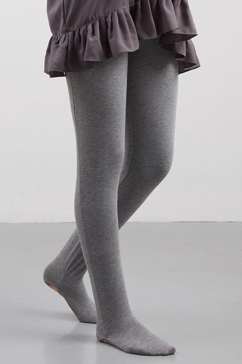 Almera Legging Wudhu Light Gray