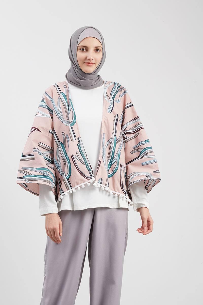 Harga The Kaktus Kimono Sweater Wanita