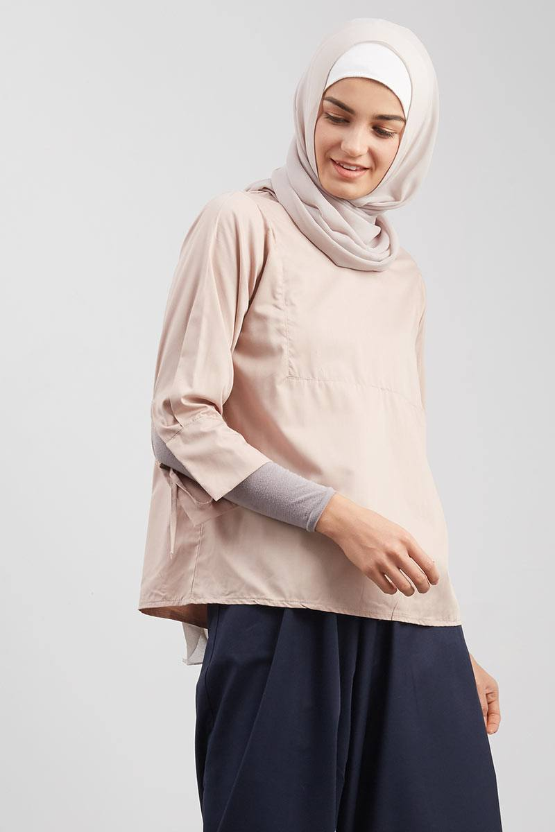 Anabelle Blouse Cream