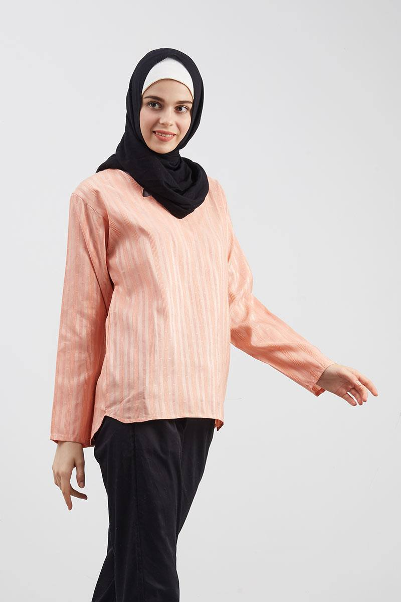 Nerisa Blouse Light Coral