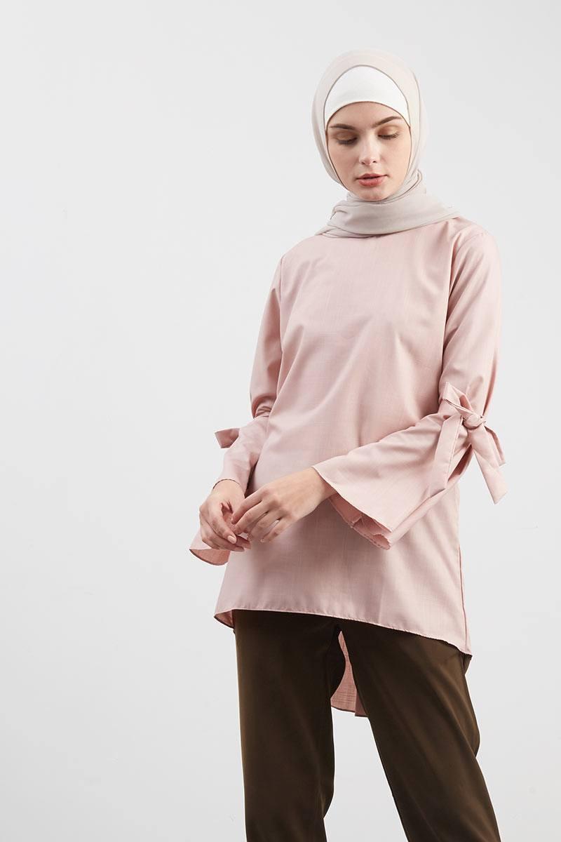 Ayma Blouse Pink