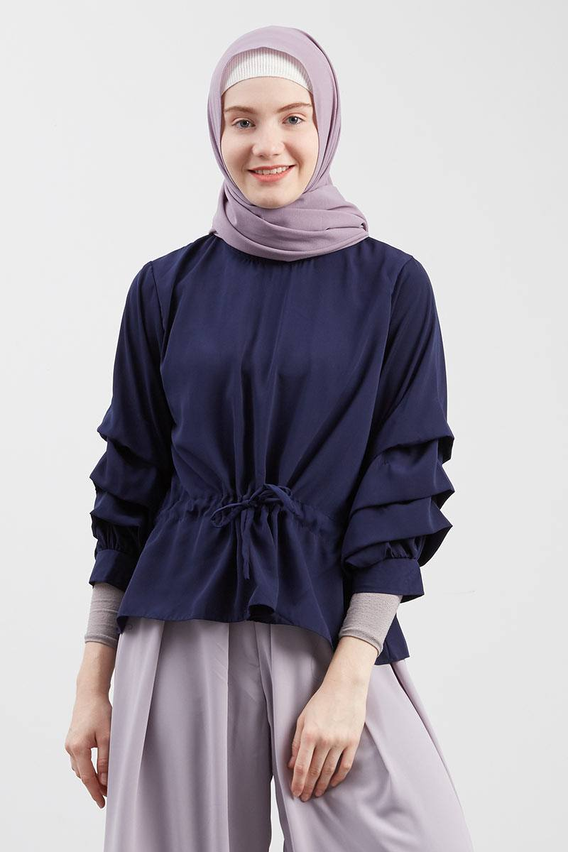 Blouse Princes Navy