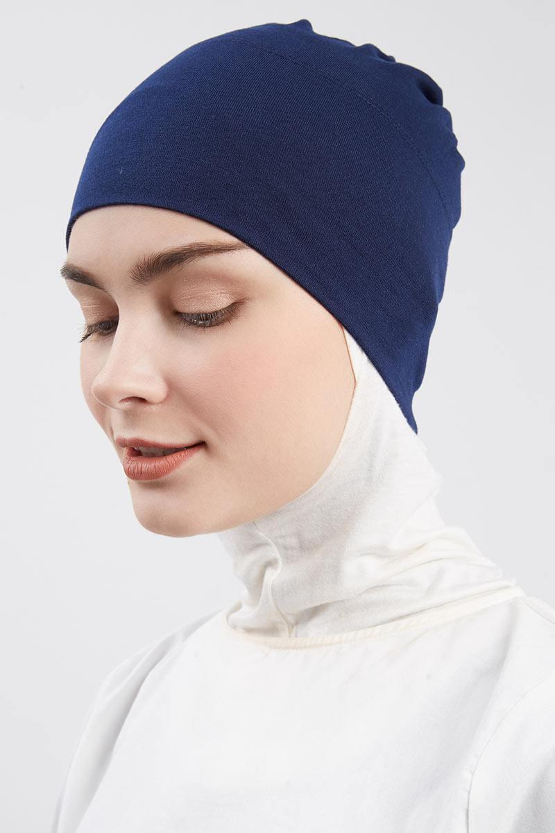 Harga Elsafa Hijab Navy Meccanism Lirsya Ciput